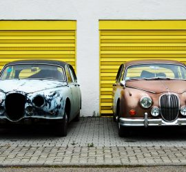 cars-yellow-vehicle-vintage
